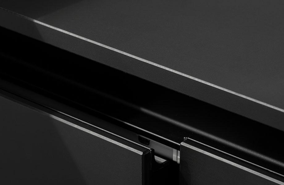NTM drawer edge detail