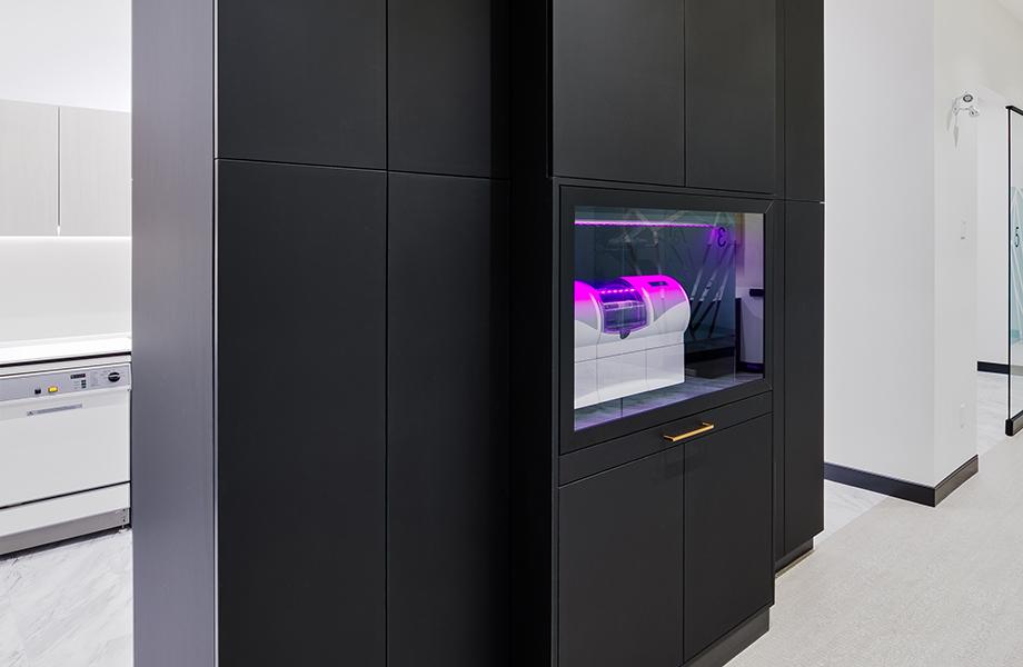 Floss Dentistry TV install