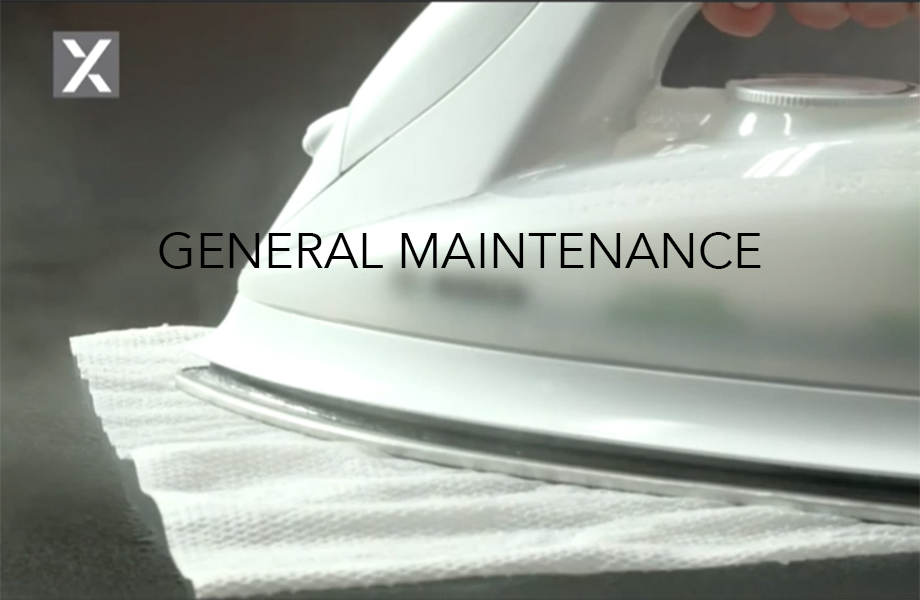 General Maintenance Video