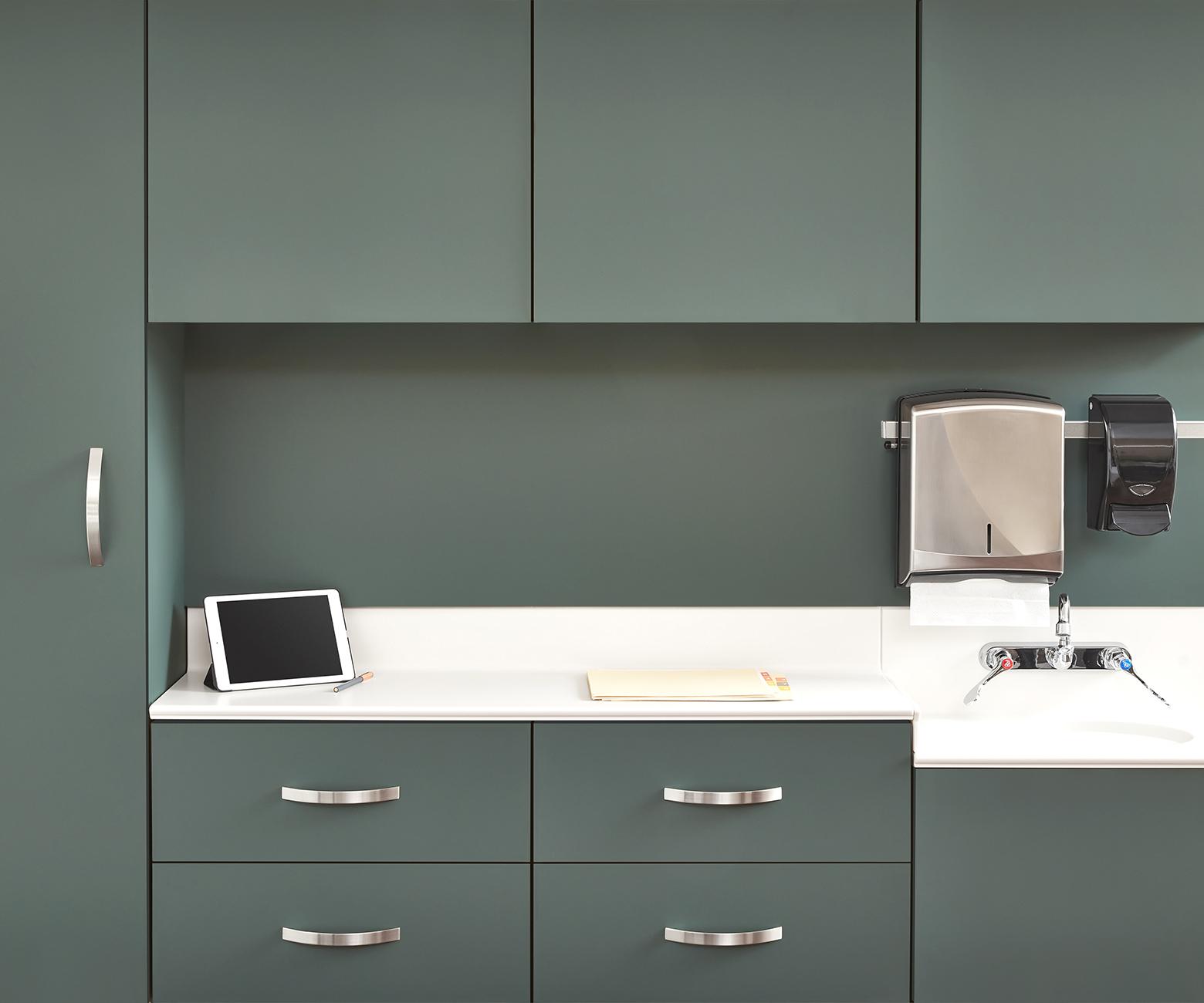 healtcare cabinetry