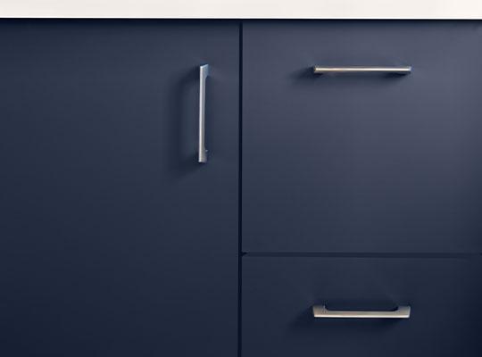 cabinets FENIX  J0754 Blu Fes