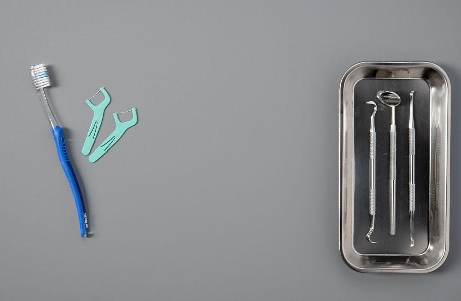 outils de dentiste FENIX J0752 Grigio Antrim