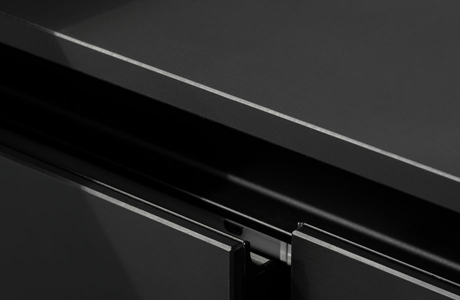 NTM drawer edge detail