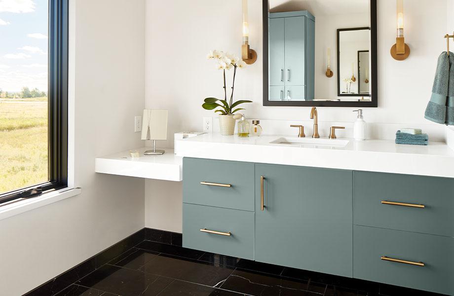 Salle de bain FENIX J0750 Verde Comodoro