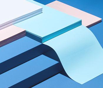 NTM paper stacks